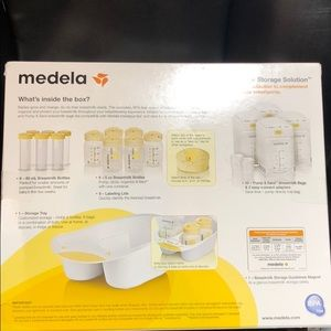 Medela Other - Medela breastmilk storage solution